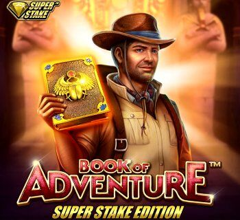 Book of Adventure Super Stake